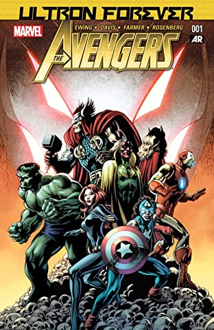 Avengers: Ultron Forever No.1