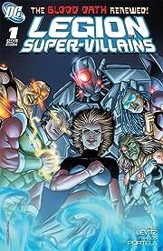 Legion of Super-Villains #1