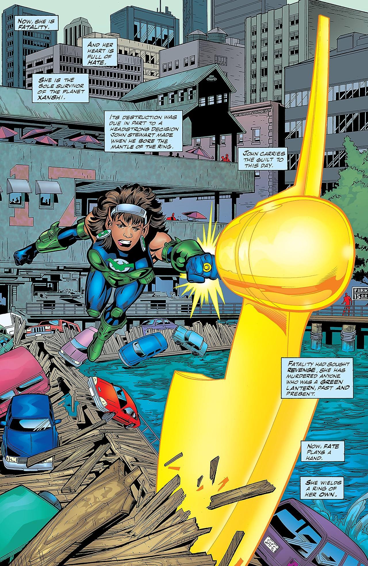 Green Lantern (1990-2004) #132