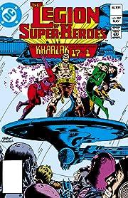 Legion of Super-Heroes (1980-1985) #287