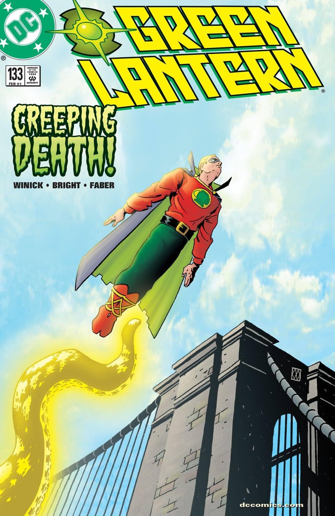 Green Lantern (1990-2004) #133