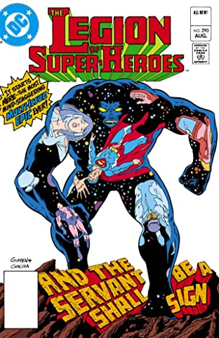 Legion of Super-Heroes (1980-1985) #290
