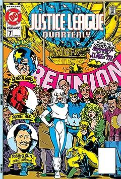 Justice League Quarterly (1990-1994) #7
