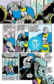Legion of Super-Heroes (1984-1989) #13