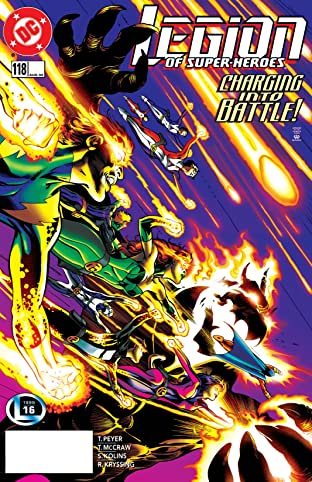 Legion of Super-Heroes (1989-2000) #118
