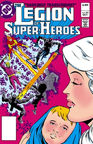 Legion of Super-Heroes (1980-1984) #292