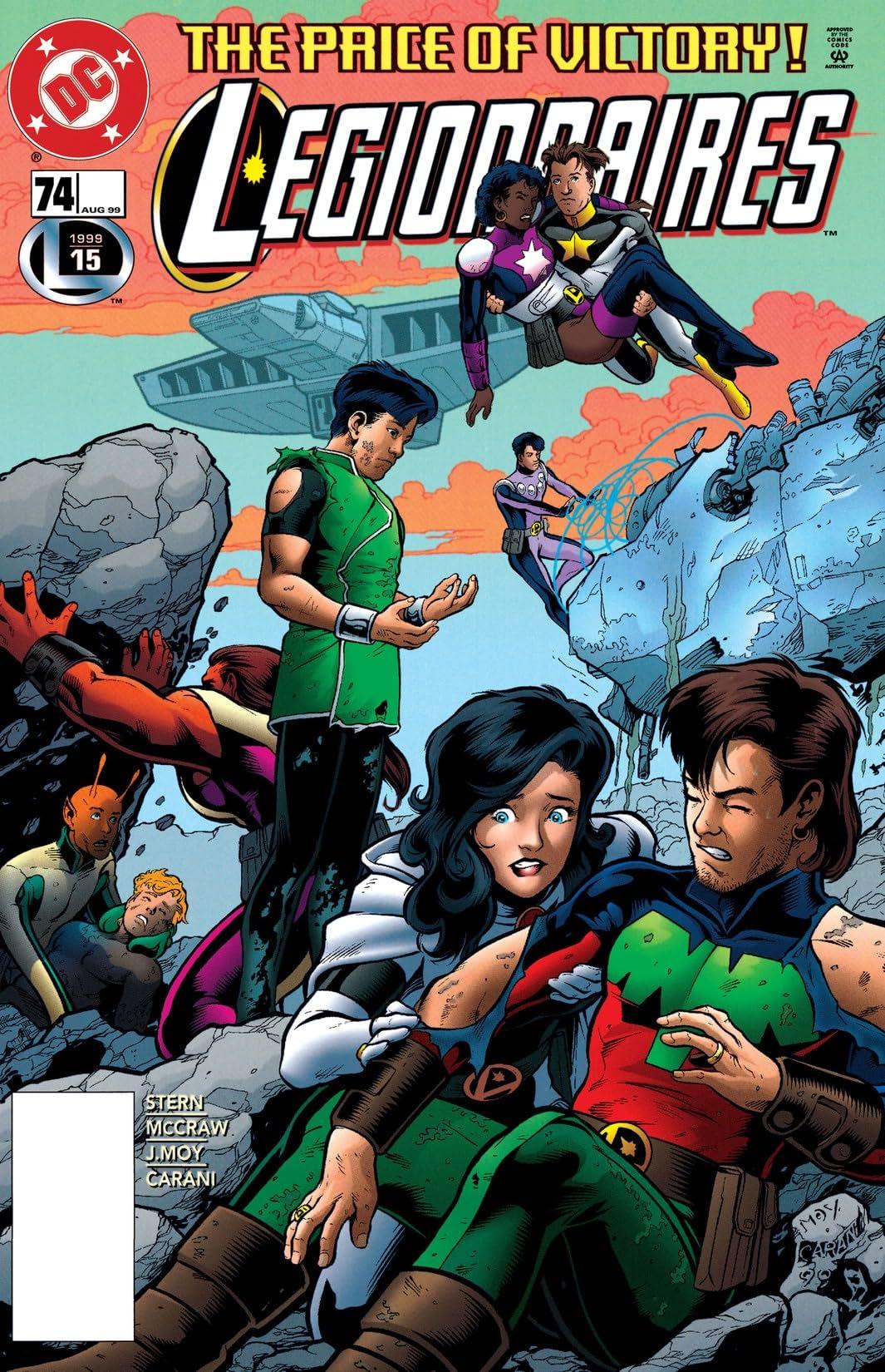 Legionnaires (1993-2000) #74