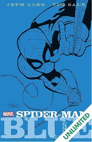 Spider-Man: Blue