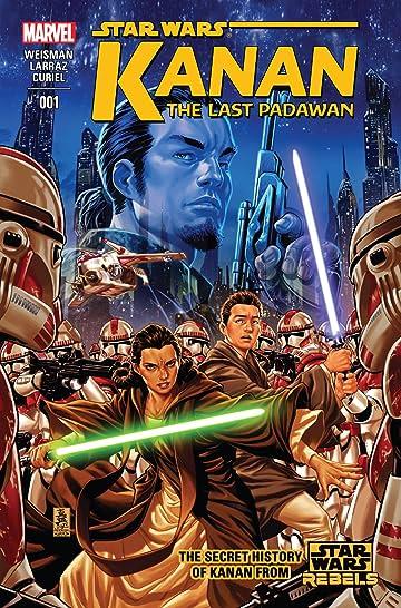 Kanan - The Last Padawan #1