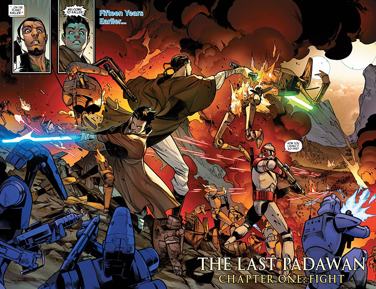 Kanan - The Last Padawan #1