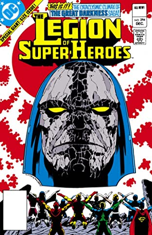 Legion of Super-Heroes (1980-1984) #294