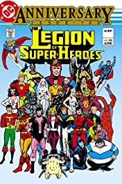 Legion of Super-Heroes (1980-1985) #300