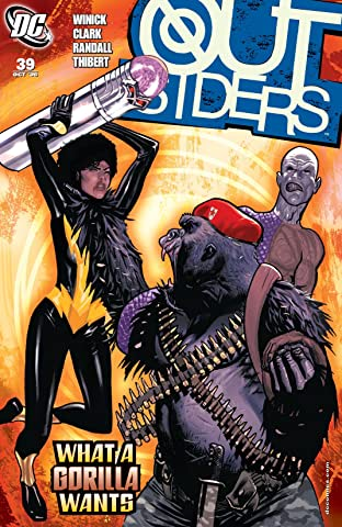 Outsiders (2003-2007) #39