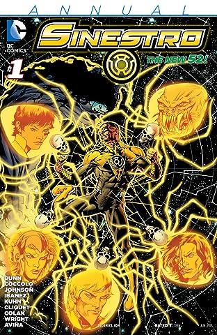 Sinestro (2014-2016): Annual #1
