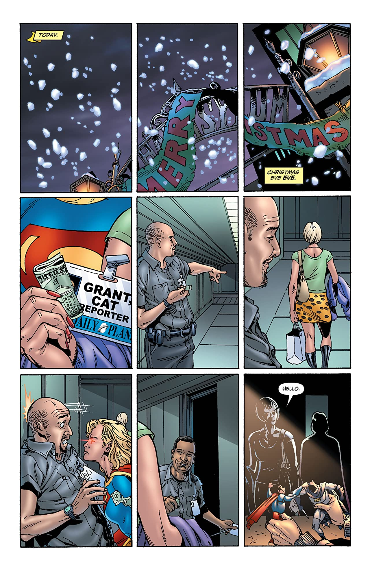 Supergirl (2005-2011) #58