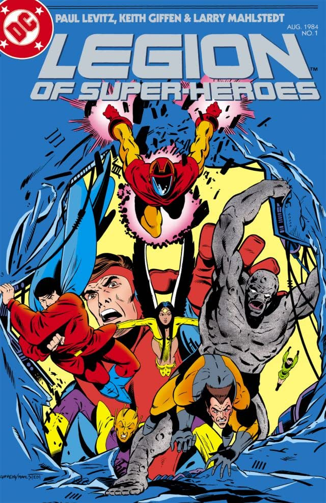 Legion of Super-Heroes (1984-1989) #1