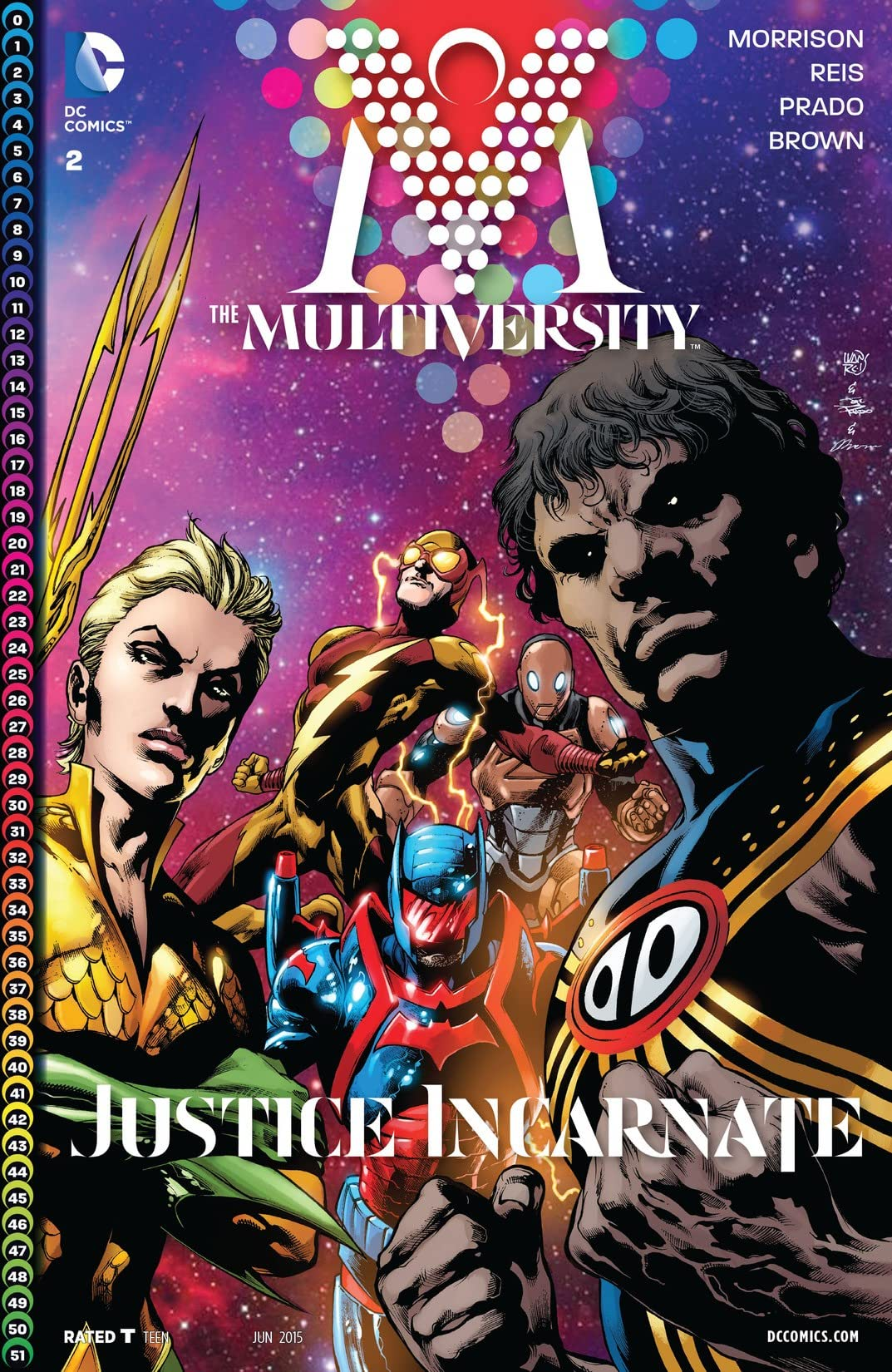 The Multiversity (2014) #2