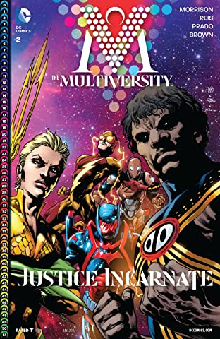 The Multiversity (2014) No.2