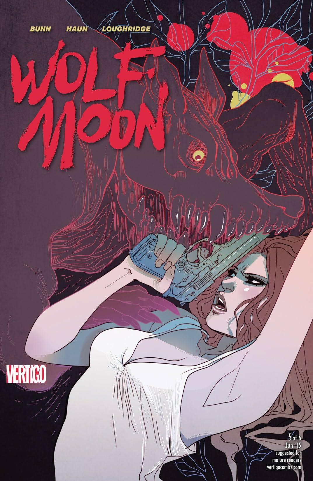 Wolf Moon (2014-2015) #5