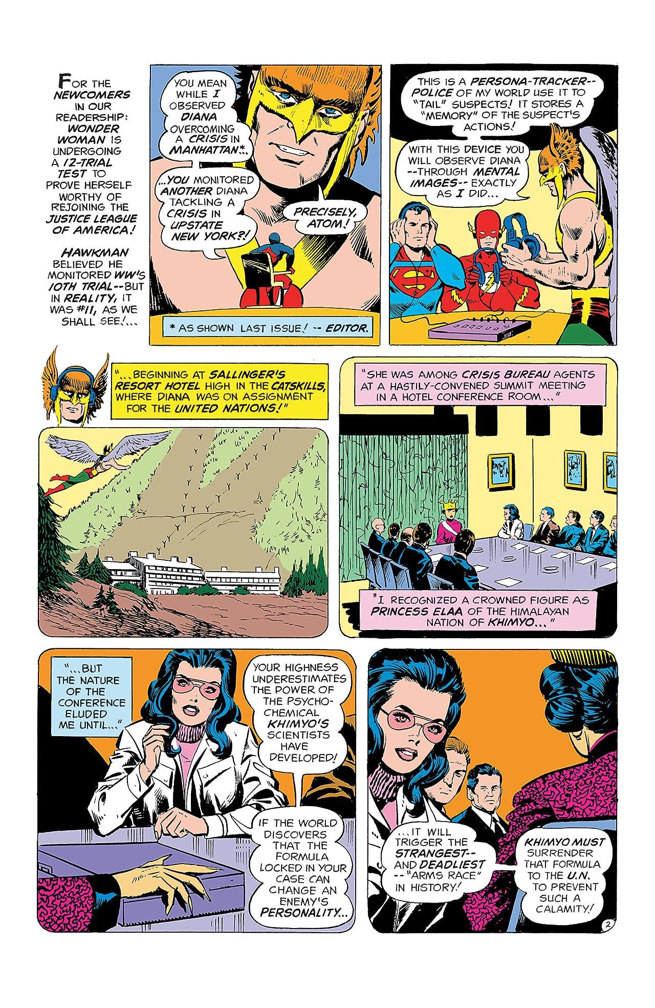 Wonder Woman (1942-1986) #221