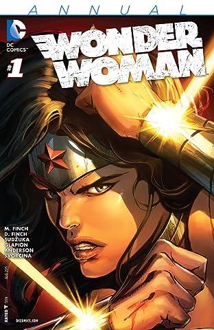 Wonder Woman (2011-2016): Annual #1