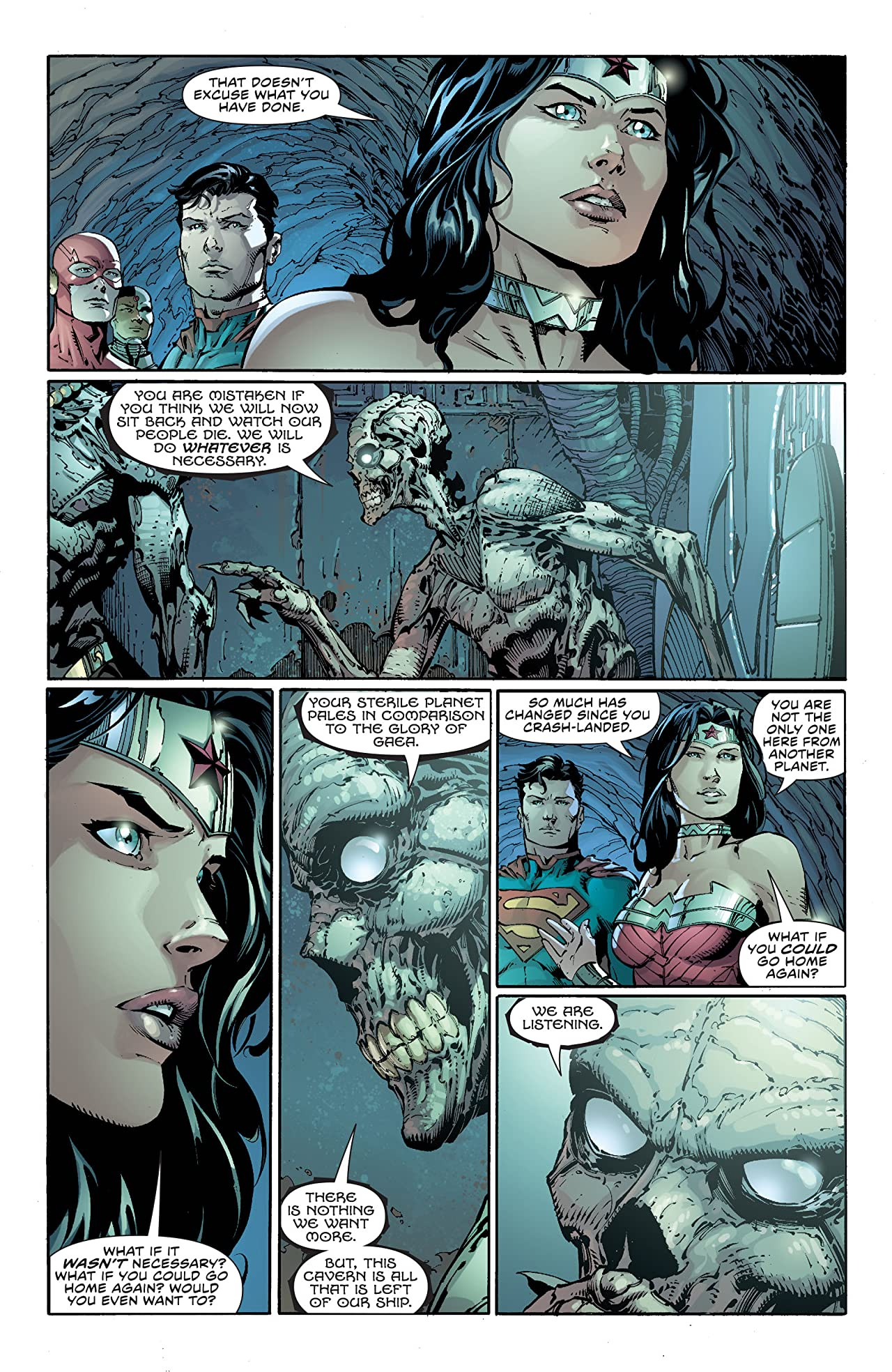 Wonder Woman (2011-2016): Annual #1