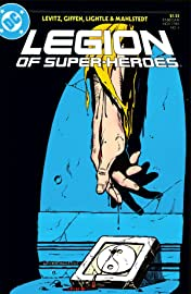 Legion of Super-Heroes (1984-1989) #4