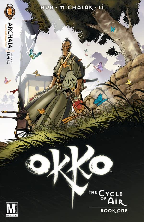 Okko: The Cycle of Air #1 (of 4)