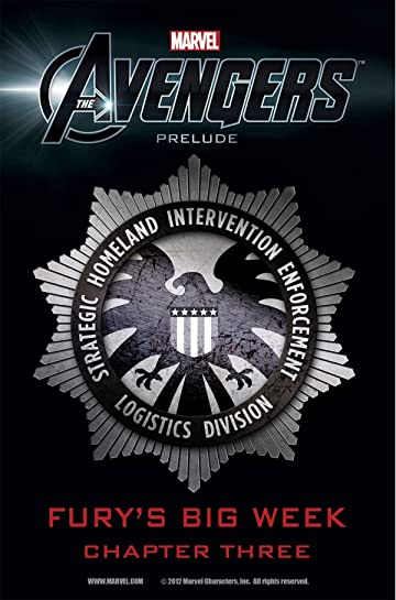 Marvel's The Avengers Prelude: Fury's Big Week No.3 (sur 8)