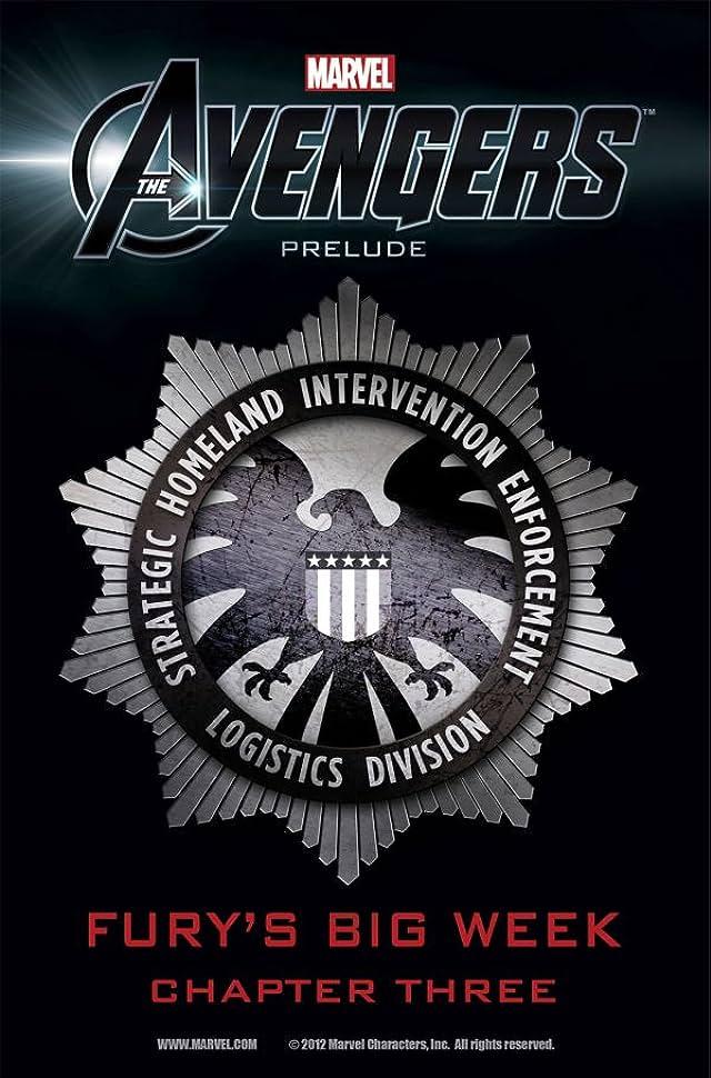 Marvel's The Avengers Prelude: Fury's Big Week #3
