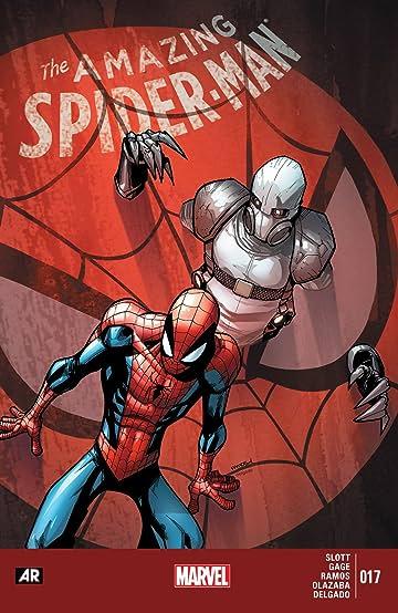 Amazing Spider-Man (2014-2015) #17