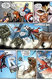 Avengers VS #1
