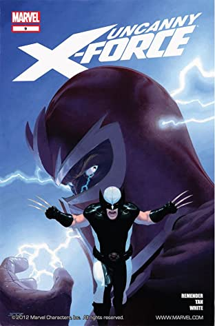 Uncanny X-Force (2010-2012) #9