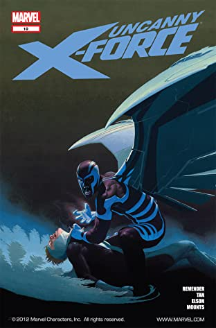 Uncanny X-Force (2010-2012) No.10