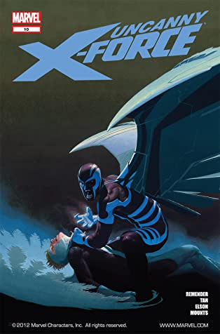 Uncanny X-Force (2010-2012) #10
