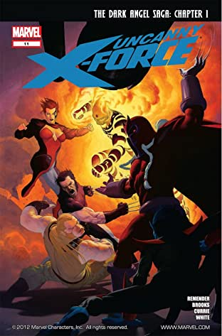 Uncanny X-Force (2010-2012) #11