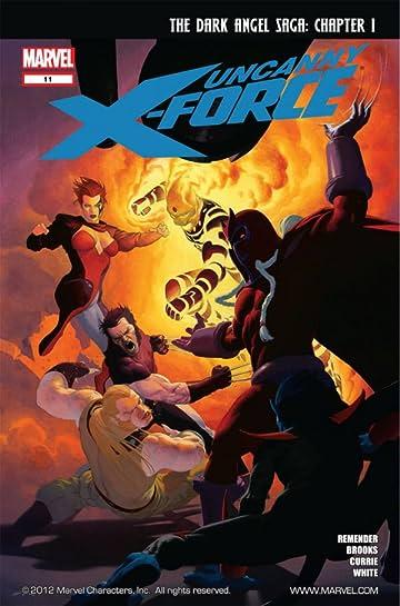 Uncanny X-Force (2010-2012) #11