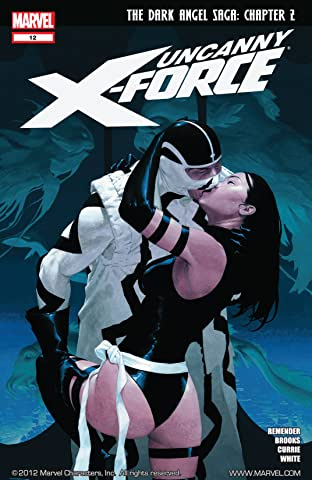 Uncanny X-Force (2010-2012) No.12