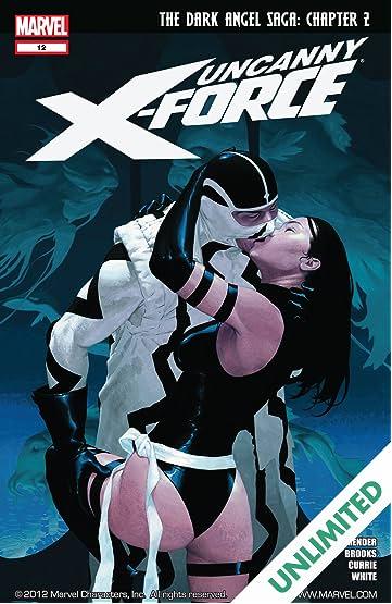 Uncanny X-Force (2010-2012) #12