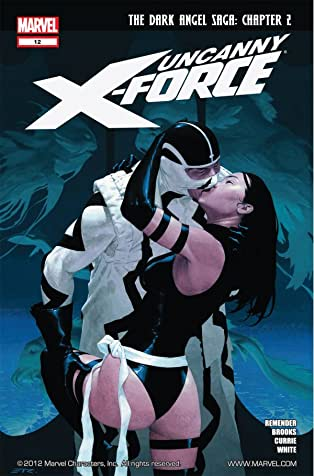 Uncanny X-Force (2010-2012) #12