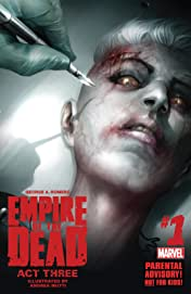 George Romero's Empire of the Dead: Act Three #1 (of 5)