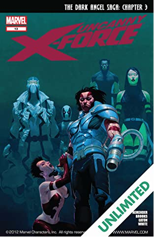 Uncanny X-Force (2010-2012) #13