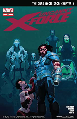 Uncanny X-Force (2010-2012) No.13