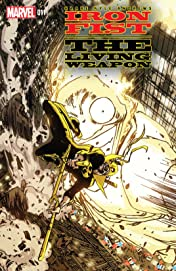 Iron Fist: The Living Weapon #11
