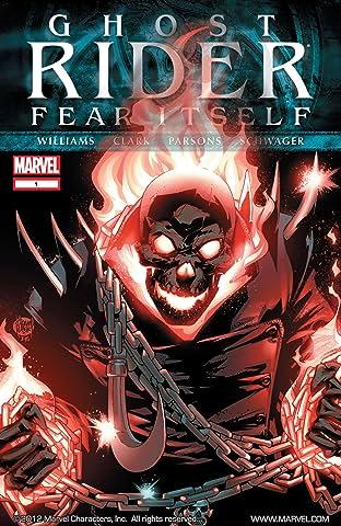 Ghost Rider (2011-2012) #1