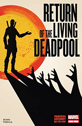 Return of the Living Deadpool #3 (of 4)