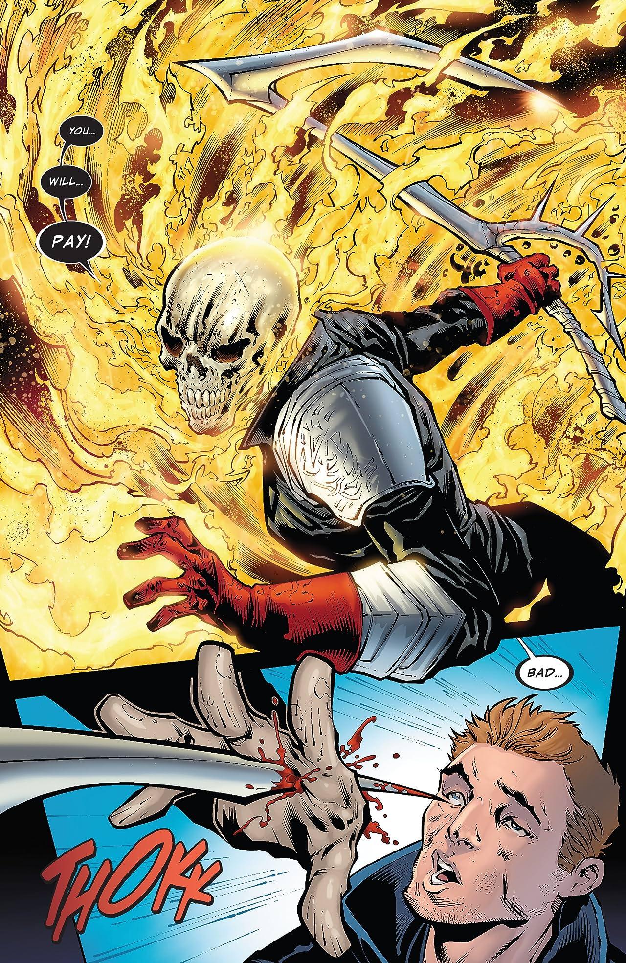 Ghost Rider (2011-2012) #3