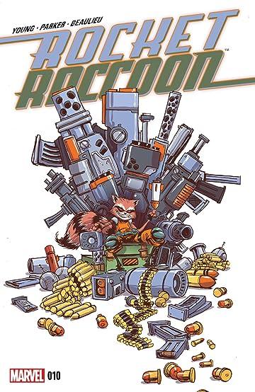 Rocket Raccoon (2014-2015) #10