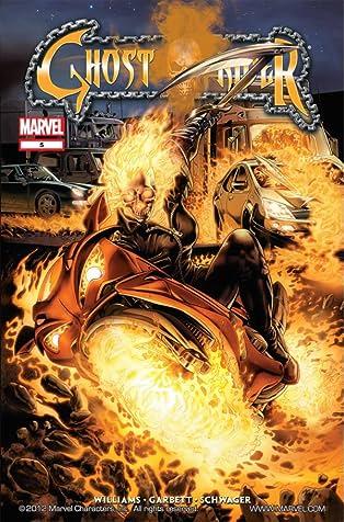 Ghost Rider (2011-2012) #5
