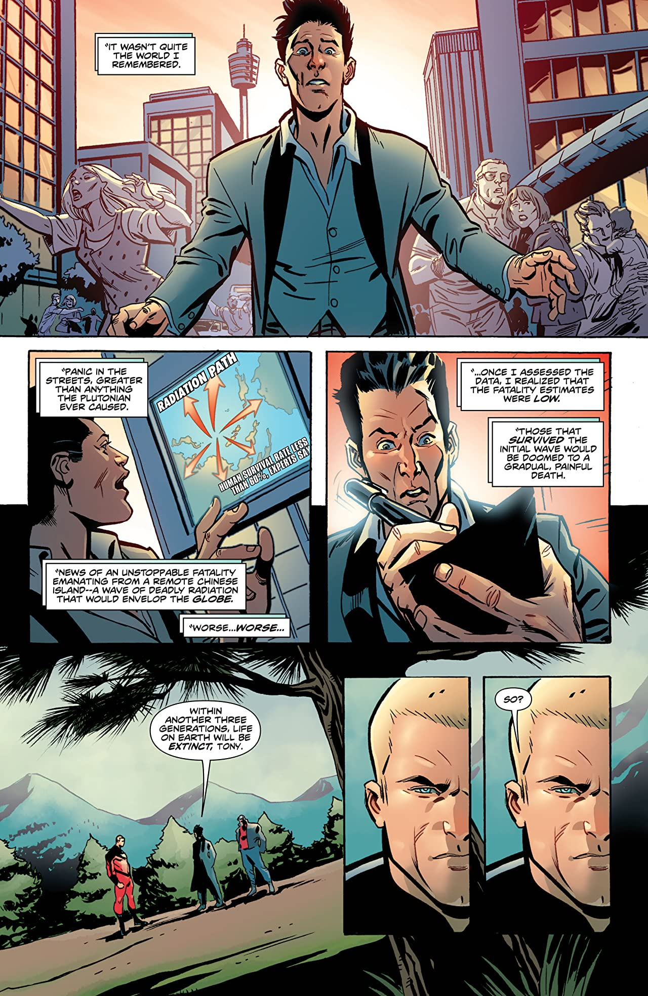 Irredeemable #34